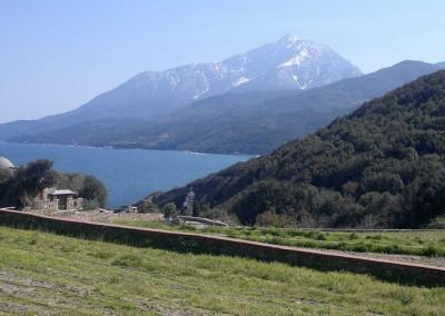 Фотоотчет о поездке на Афон 25 марта - 2 апреля 2012 г.