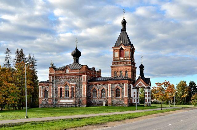 Эстония. Христианские святыни