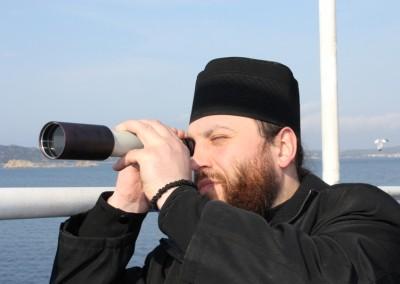 Фотоотчет поездки на Афон 27.03-3.04.2011