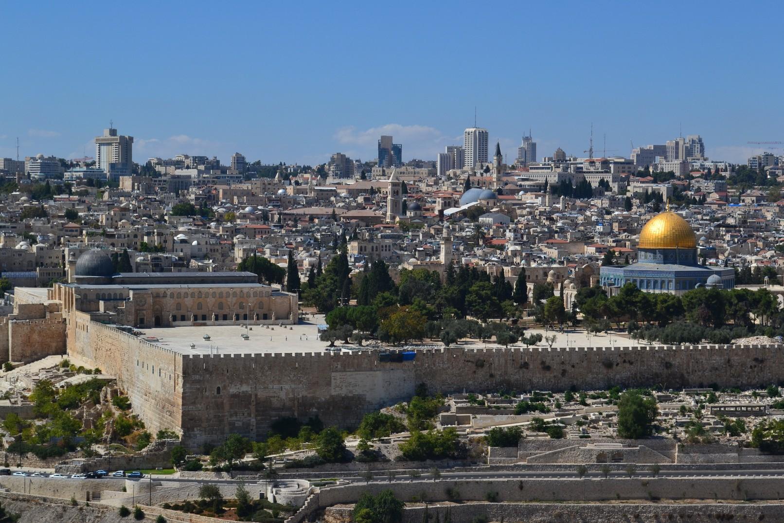 Паломничество в Израиль и в Иерусалим