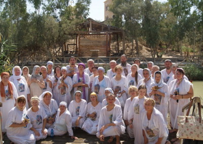 Фотоотчет о поездке на Святую Землю в сентябре 2012 г.