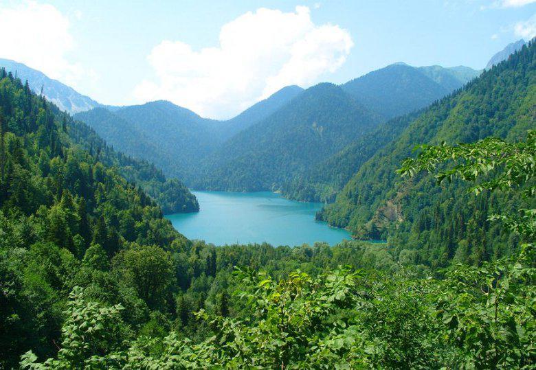 Памятка туриста. Абхазия