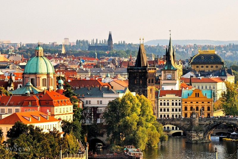 Чехия. Историческая справка