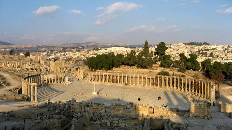 История Иордании