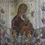Чудотворная икона Богородицы Страшное Предстательство или Всемилостивая Заступница
