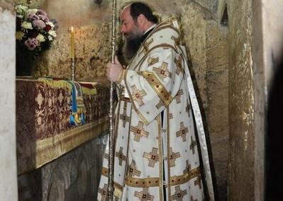 Паломнический визит Высокопреосвященнейшего архиепископа Митрофана на Святую Землю