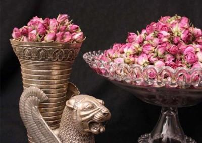 Дамасская Роза Королевская