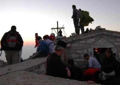 Паломничество на Святой Афон