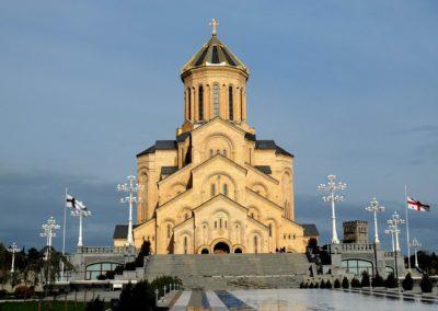 Паломническая программа по святыням Грузии 27 июля – 1 августа