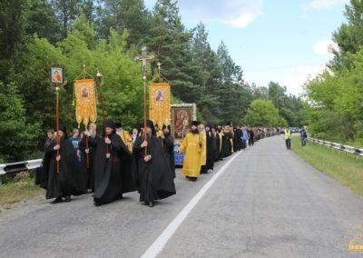 Предстоятель УПЦ призвал всех православных к участию во Всеукраинском Крестном ходе