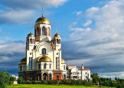 Паломничество в Екатеринбург «УРАЛЬСКАЯ ГОЛГОФА» 11-15 июня