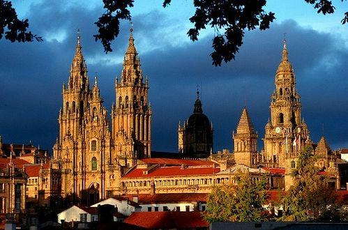 Христианские памятники. Испания