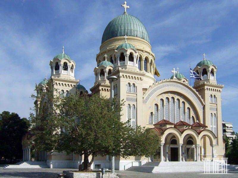 Паломнический круиз по Ионическим островам Греции. 16 - 26 сентября