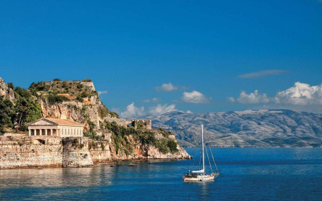 Паломнический круиз по Ионическим островам Греции. 16 — 26 сентября