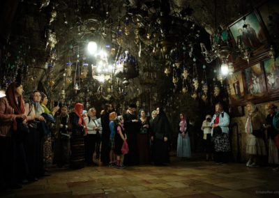 Фото-отчет о паломнической поездке Святая Земля 1-11 декабря