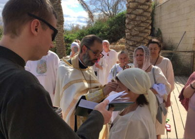 Крещение на Иордане! Репортаж со Святой Земли, 13 февр. 2018