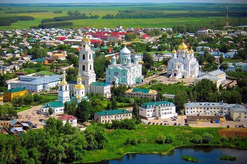 Серафимо-Дивеевский Троицкий монастырь