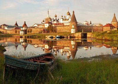 Паломническая программа на Соловки 25-29 июля