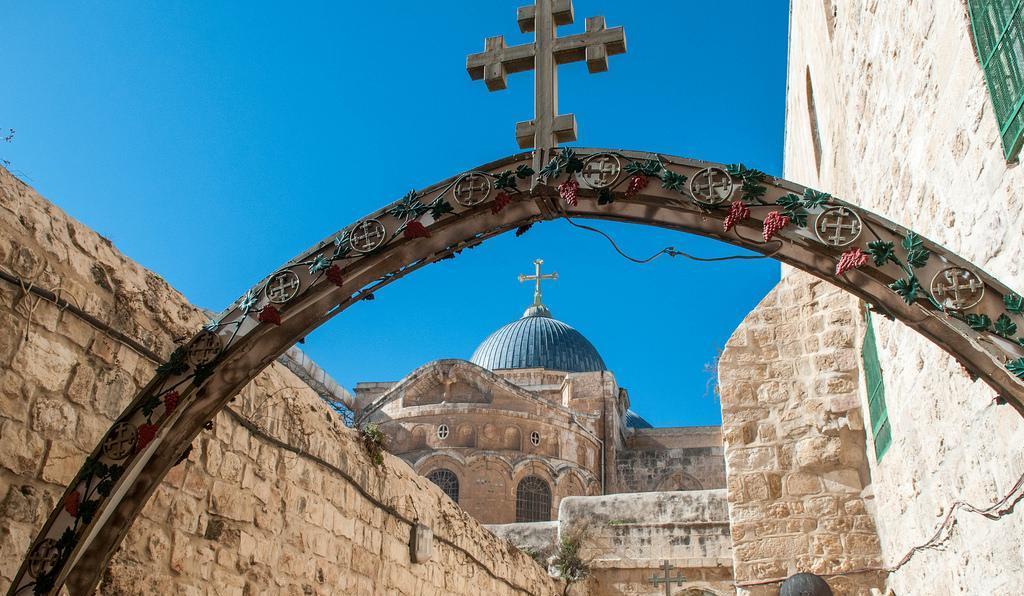 Паломническая программа на Святую Землю 17 – 23 февраля