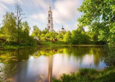 Николо-Берлюковская пустынь, д.Авдотьино, Московская область