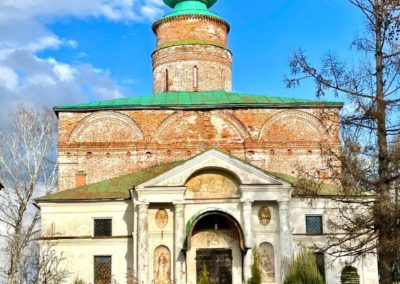 Паломничество в Ростовский Борисоглебский монастырь