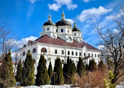 Паломничество в Николо-Сольбенский женский монастырь