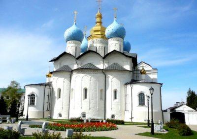 Программа паломнической поездки КАЗАНЬ — ЙОШКАР-ОЛА — ЧЕБОКСАРЫ 24 - 27 сентября