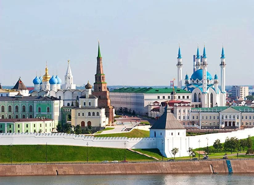 Программа паломнической поездки КАЗАНЬ — ЙОШКАР-ОЛА — ЧЕБОКСАРЫ 24 — 27 сентября